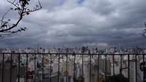 Sao Paulo nur Stadt von oben